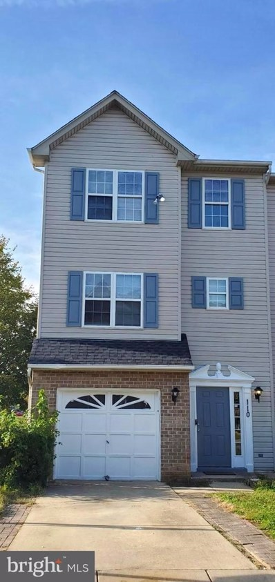 110 Brightwater Drive, Annapolis, MD 21401 - #: MDAA450184