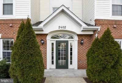 2402 Chestnut Terrace Court UNIT 202, Odenton, MD 21113 - #: MDAA450192
