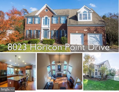 8023 Horicon Point Drive, Millersville, MD 21108 - #: MDAA453104