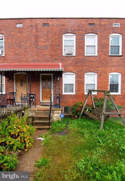 5304 Wasena Avenue, Baltimore, MD 21225 - #: MDAA453332