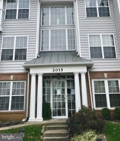 2015 Gov Thomas Bladen Way UNIT 101, Annapolis, MD 21401 - #: MDAA453442
