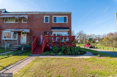 5100 4TH Street, Baltimore, MD 21225 - #: MDAA453672