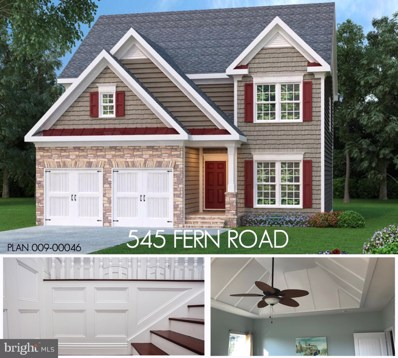 545 Fern Road, Riva, MD 21140 - #: MDAA453948