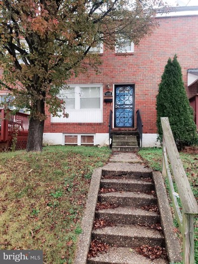 5105 4TH Street, Baltimore, MD 21225 - #: MDAA453998