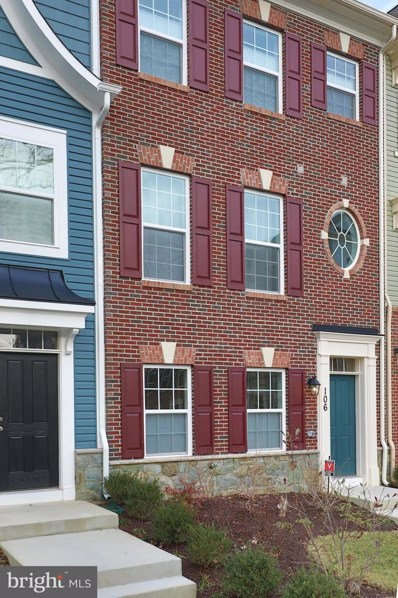 106 Waterline Court, Annapolis, MD 21401 - #: MDAA454820