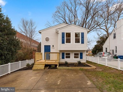 926 Central Street, Annapolis, MD 21401 - #: MDAA456328
