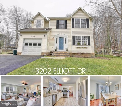 3202 Elliott Drive, Annapolis, MD 21403 - #: MDAA456430