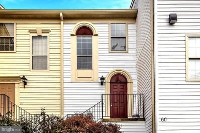 60-K  Sandstone Court, Annapolis, MD 21403 - #: MDAA456546