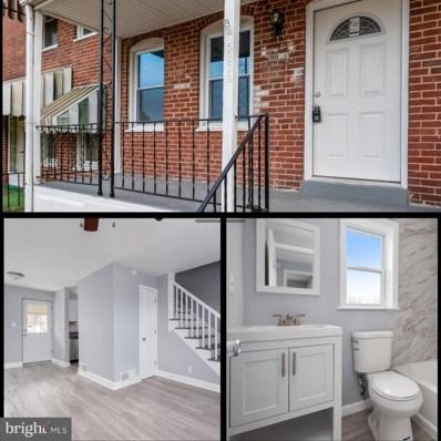 5253 4TH Street, Baltimore, MD 21225 - #: MDAA456652