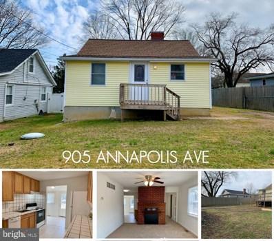 905 Annapolis Avenue, Edgewater, MD 21037 - #: MDAA456826