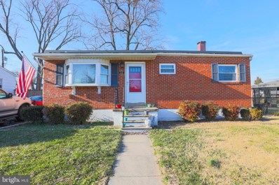16 Harriet Drive, Glen Burnie, MD 21060 - #: MDAA456830