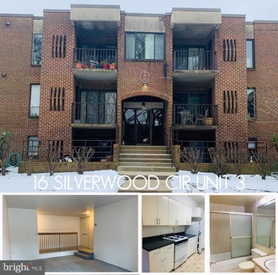 16 Silverwood Circle UNIT 3, Annapolis, MD 21403 - #: MDAA459352