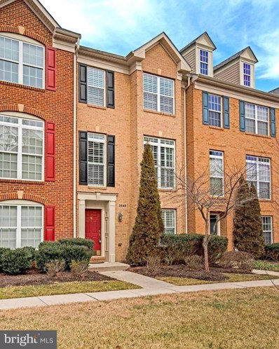 2640 Foremast Alley, Annapolis, MD 21401 - #: MDAA459416