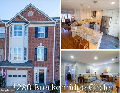 1280 Breckenridge Circle, Riva, MD 21140 - #: MDAA460450