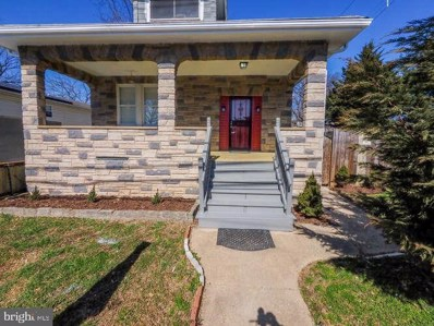 222 Townsend Avenue, Baltimore, MD 21225 - #: MDAA460536