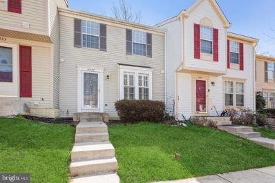 2537 Log Mill Court, Crofton, MD 21114 - #: MDAA461784