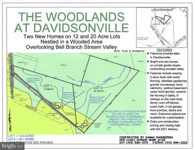 -  Davidsonville #2 Road, Gambrills, MD 21054 - #: MDAA464298