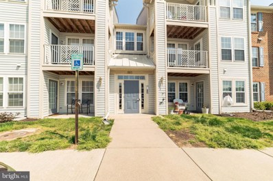 685 Winding Stream Way UNIT 103, Odenton, MD 21113 - #: MDAA464332