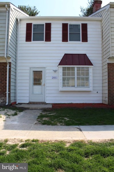 201 Continental Drive, Glen Burnie, MD 21061 - #: MDAA465010