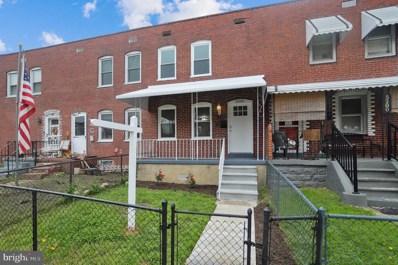 5202 4TH Street, Baltimore, MD 21225 - #: MDAA465028
