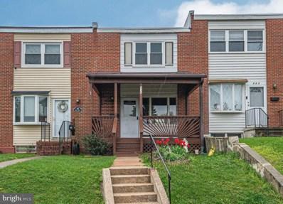 435 Prince Street, Baltimore, MD 21225 - #: MDAA465172