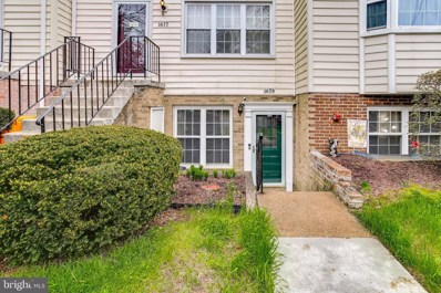 1679 Brice Court, Crofton, MD 21114 - #: MDAA465260