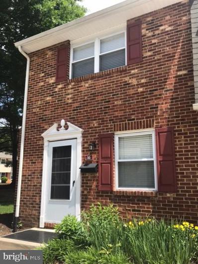 16 Heritage Court, Annapolis, MD 21401 - #: MDAA465584
