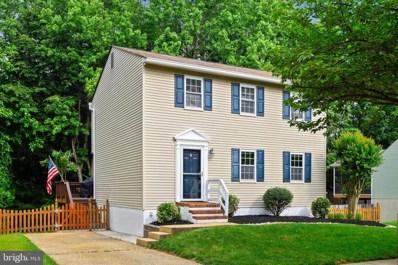 1504 Hickory Wood Drive, Annapolis, MD 21409 - #: MDAA471736