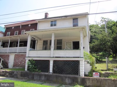 433 Goethe Street, Cumberland, MD 21502 - #: MDAL100015