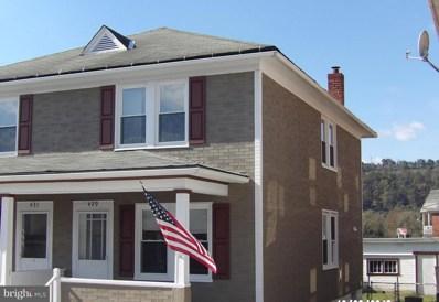 429 Arch Street, Cumberland, MD 21502 - #: MDAL100102