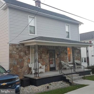 129 Mount Pleasant Street, Frostburg, MD 21532 - #: MDAL100118