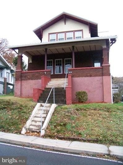 819 Braddock Road, Cumberland, MD 21502 - #: MDAL100626