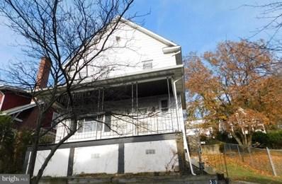 539 Patterson Avenue, Cumberland, MD 21502 - #: MDAL101240