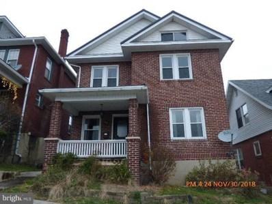 819 Shawnee Avenue, Cumberland, MD 21502 - #: MDAL111130