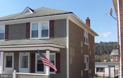 429-431 Arch Street, Cumberland, MD 21502 - #: MDAL111804
