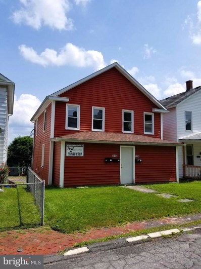112 Maple Street, Frostburg, MD 21532 - #: MDAL128222