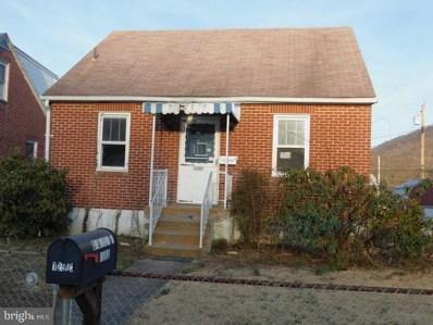 12502 Bowling Street, Cumberland, MD 21502 - #: MDAL129940