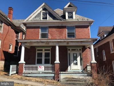 111 N Chase Street, Cumberland, MD 21502 - #: MDAL130168