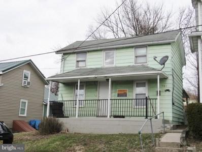137 Spring Street, Frostburg, MD 21532 - #: MDAL130202