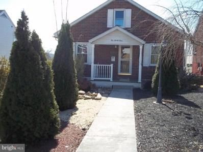 523 Caroline Street, Cumberland, MD 21502 - #: MDAL130206
