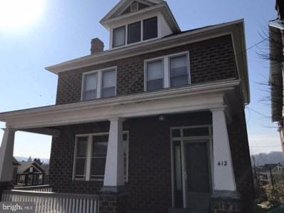 412 Magruder Street, Cumberland, MD 21502 - #: MDAL130234