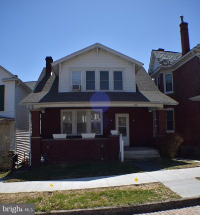 822 Shriver Avenue, Cumberland, MD 21502 - #: MDAL130290