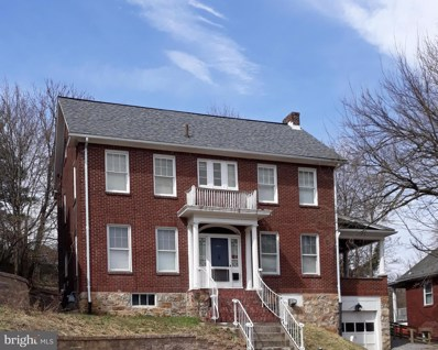 843 Mount Royal Avenue, Cumberland, MD 21502 - #: MDAL131240
