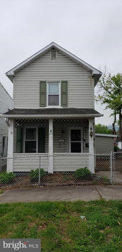 215 E Elder Street, Cumberland, MD 21502 - #: MDAL131526