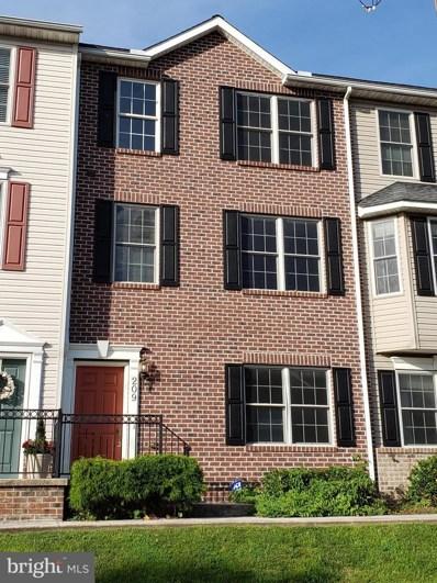 209 Decatur Street, Cumberland, MD 21502 - #: MDAL131754