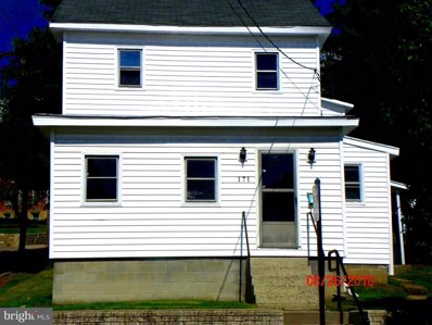 171 Center Street, Frostburg, MD 21532 - #: MDAL131898