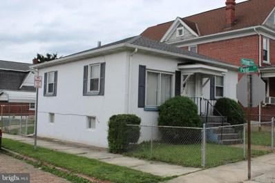 600 Shriver Avenue, Cumberland, MD 21502 - #: MDAL131946