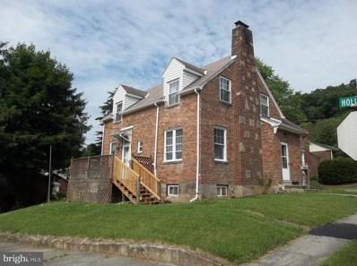 802 Edgewood Drive, Cumberland, MD 21502 - #: MDAL132044