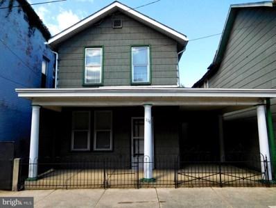 116 Hanover Street, Cumberland, MD 21502 - #: MDAL132598
