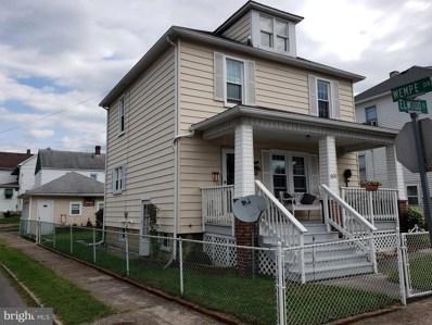 600 Elwood Street, Cumberland, MD 21502 - #: MDAL132614